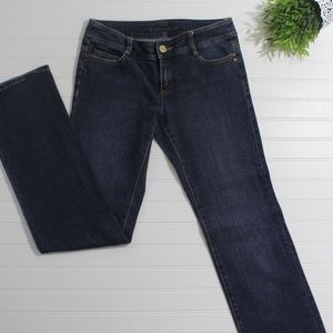 Michael Kors Jeans - Michael Kors Blue Bootcut Jeans
